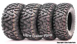 Set-4-WANDA-ATV-tires-24x8-12-24x8x12-amp-25x11-10-25x11x10-P350-Deep-Tread-Mud