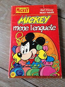 mickey-mene-l-039-enquete-MICKEY-PARADE-1433-bis-1979-BE