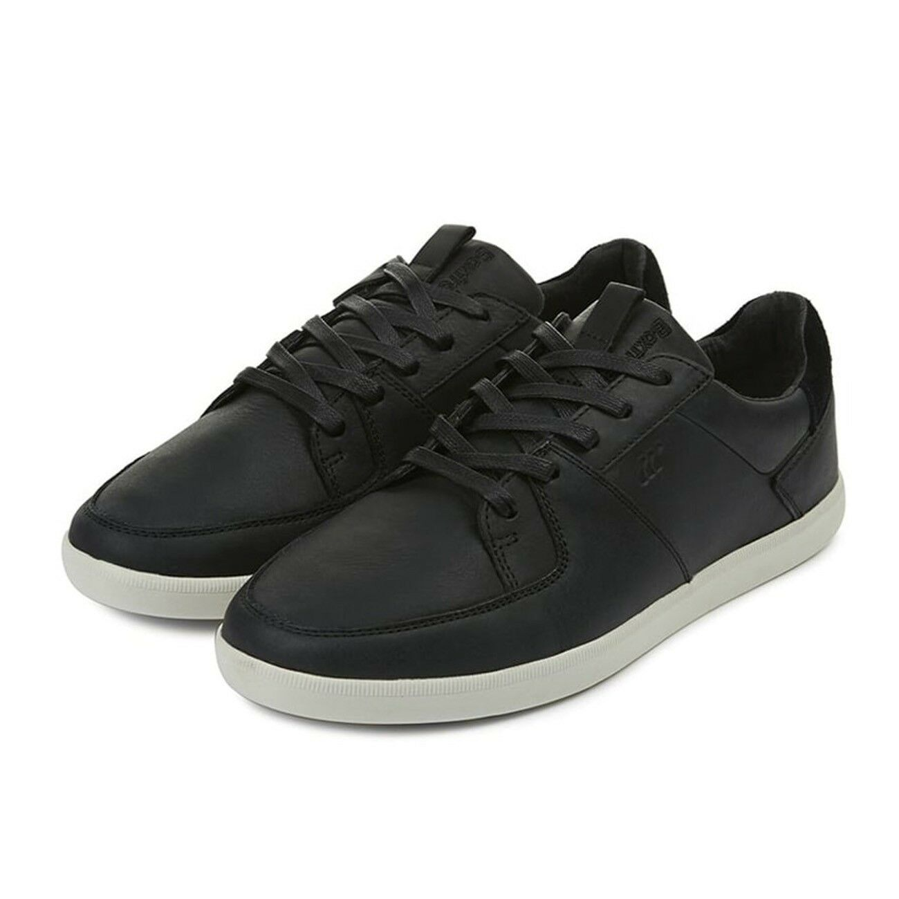 Boxfresh Herren Sneaker CLADD ICN - Leather Black