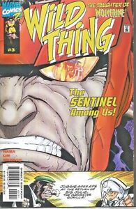 WILD-THING-3-THE-DAUGHTER-OF-WOLVERINE-MARVEL-1999-NICE