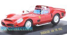 1:43 _ FERRARI 330 TR versione stradale prova - 1962 + COPERCHIO BOX RIGIDO