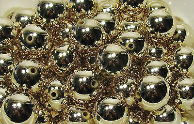 Wachsperlen versch Farben und Größen Ketten Sterne Perlen Schmuck Dekoration