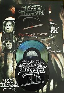 KING-DIAMOND-The-Puppet-Master-180g-Vinyl-DLP-LTD-Edition-Ltd-1000-Poster