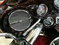 Front Speaker Grills Harley Davidson Touring Models Ultra Classic, Street Glide