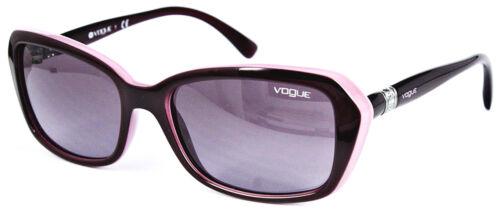 Vogue Damen Sonnenbrille VO2964-SB 2321//8H 55mm violett rosa 269 31