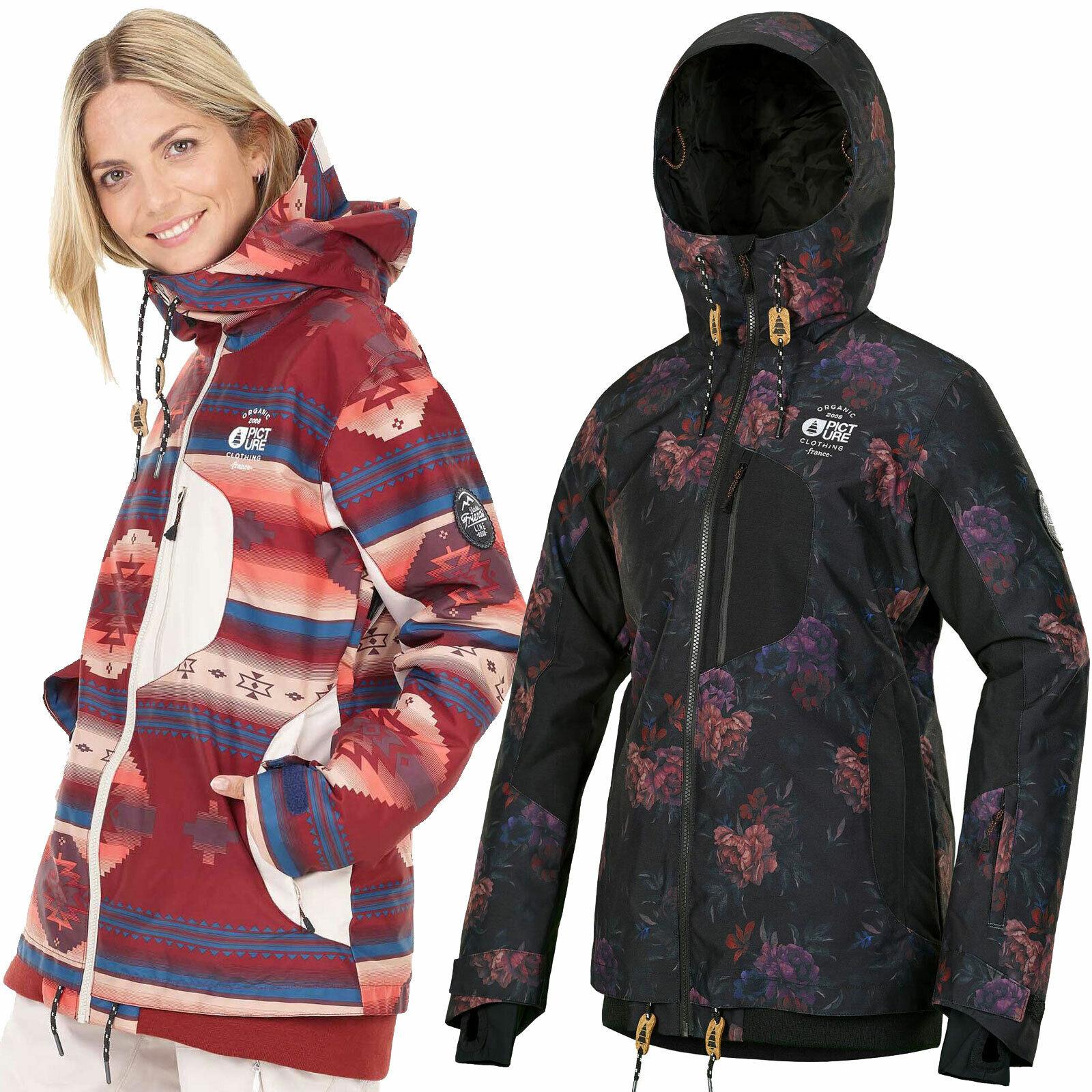 Picture Milk Jacket Chaqueta de Mujer Invierno para Esquí y Snowboard