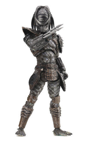 Action Figure Predator 2-1//18 Scale Warrior Predator