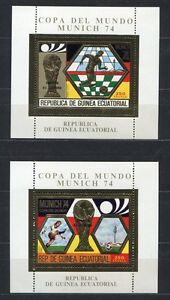 s5176-GUINEA-EC-1974-MNH-WC-Football-CM-Calcio-S-S-X2-GOLD-WINNER-ALEMANIA