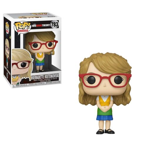 Big Bang Theory S2-Bernadette nella casella Nuovo di Zecca Funko-POP TV