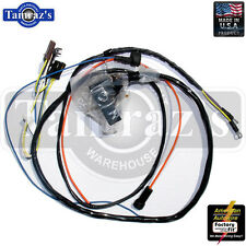 68-9 Camaro 68 Chevy II / Nova Engine Wiring Harness BB W/ Warning Lights