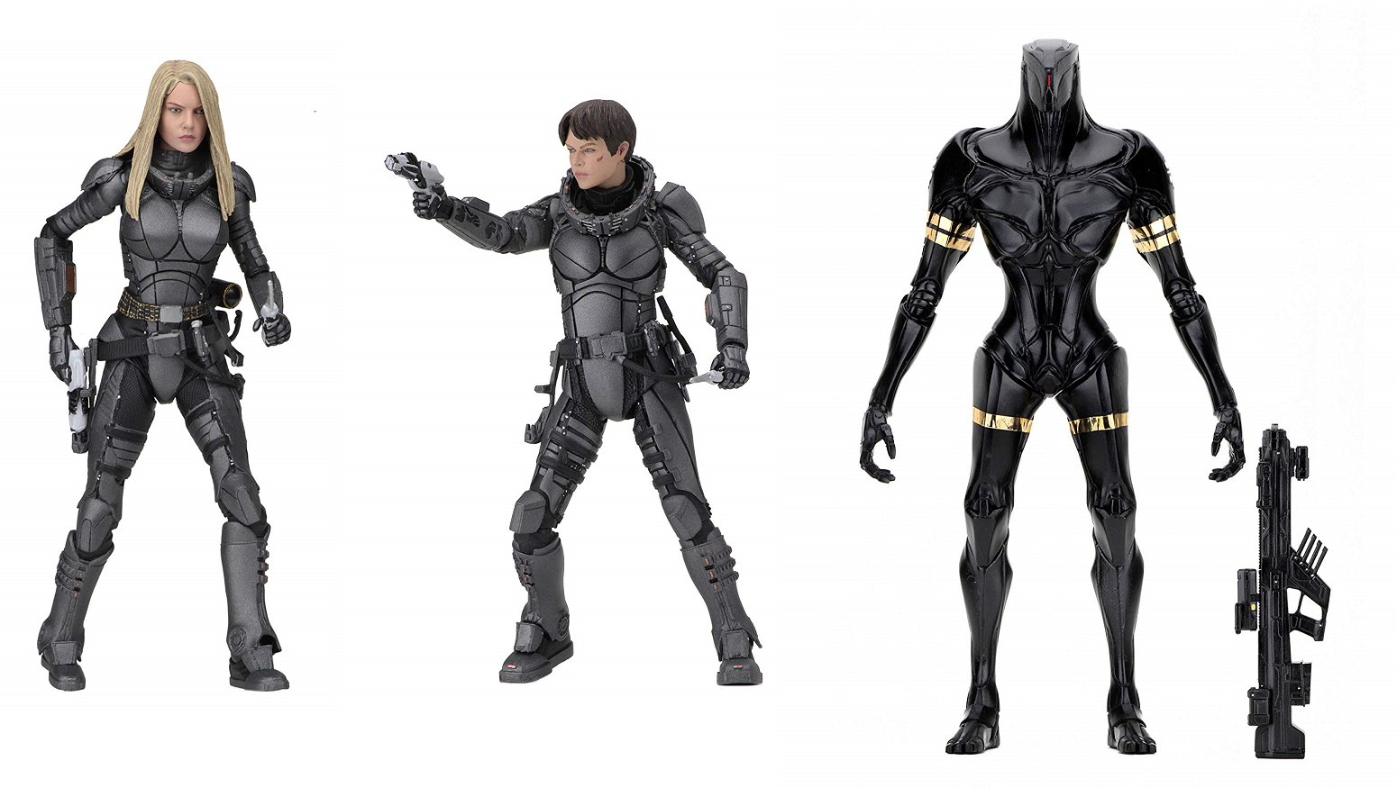 Valerian Movie Case of 14 Action Figures by Neca