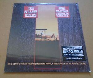 MIKE-OLDFIELD-The-Killing-Fields-2016-European-180-gram-vinyl-LP-MP3-SEALED