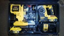 Dewalt Dch273p2dho 20v Max Xr Brushless 1 L Shape Sds Plus Rotary Hammer Kit