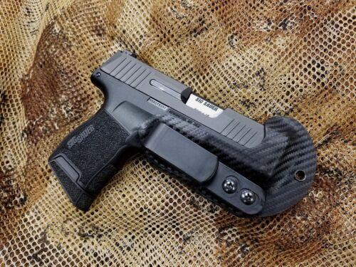 Gunner/'s Custom Holsters fits Sig P365 Trigger Guard Hook Holster Concealed IWB