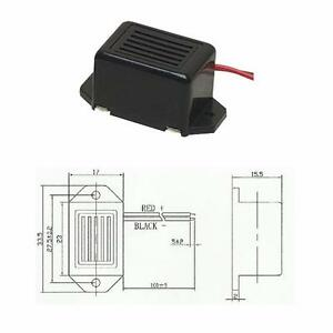 Mini-Buzzer-Sounder-12vdc-Sound-Output-at-30cm-75dB-SD104