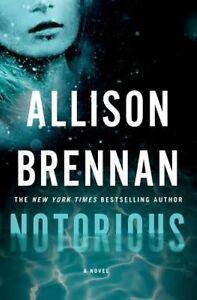 Notorious-by-Allison-Brennan-Hardback-2014