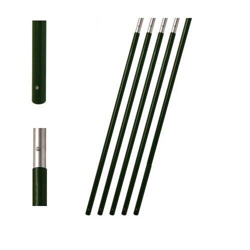 Pala de arrastre 5 postes de trazado pinchado Ardilla Paloma tiro ligero Set 25ft Decoy