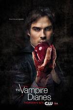 "Ian Somerhalder The Vampire Diaries Hot Star Poster 17/""x13/""  I009"