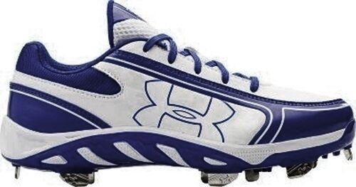 Under Armour Glyde, Damenschuhe Softball Fastpitch Cleats Schuhes 1250083-141  NEW