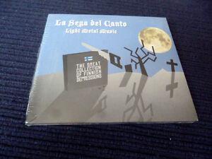 CD La Sega Del Canto - Light Metal Music Finnish Depressions Humpaa Stupido