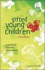Gifted Young Children: A guide for teachers and parents by Porter,Louise