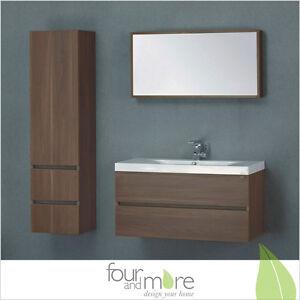 Vollholz Badmöbel hochwertige badmöbel aus vollholz mit mineralguss waschbecken mod