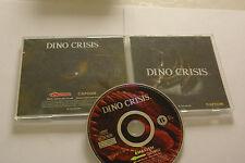 Dino Crisis PC CD Rom Windows 95 98 Capcom Survival Horror Game