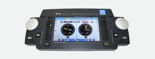incl.6 Ampere Netzteil ESU 50210 ECoS Command Station 2.1 DCC//MM//SX//M4 NEU ..