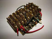 Rbm 109090 Contactor Pulled From Hardinge Hc Lathe Used