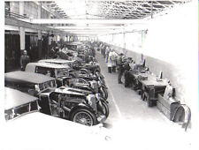 MG Pre-War Factory Retrospective b&w Press Photograph Pub. No. 10865