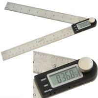 Igaging 11 Electronic Protractor Digital Goniometer Angle Finder Miter Gauge on sale