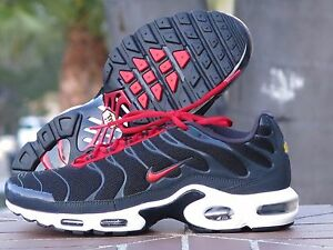 Image is loading Nike-Air-Max-Plus-Men-s-Running-Cross-