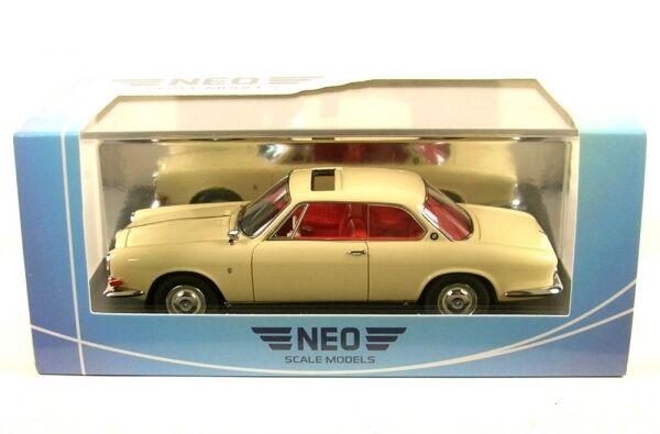 Noël, le dernier fou s'est CS approché BMW 3200 CS s'est Bertone (beige) 1961 c4c362