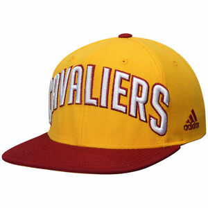 997865b5c5b Image is loading CLEVELAND-CAVALIERS-NBA-ADIDAS-COURTSIDE-2-TONE-ADJUSTABLE-