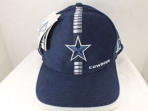 623820969fde7e New VINTAGE 90's Dallas Cowboys NFL Strapback CAP Hat NEW By Logo ...