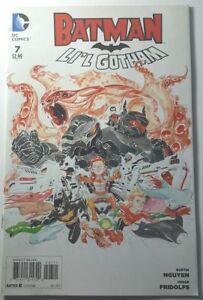 Batman-Li-039-L-Gotham-7-DC-Comics-1st-Print-2013-New-NM