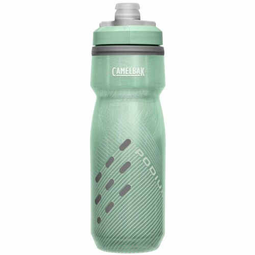 Camelbak Podium Chill 21 oz Water Bottle Sage Perforated