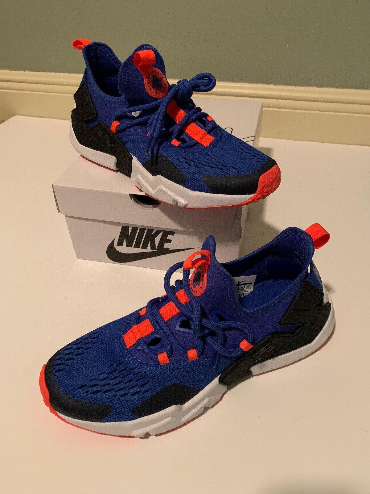Nike Knicks Air Huarache Drift Breathe Racer blueee Mens Mesh Low-top 10.5 AO1133
