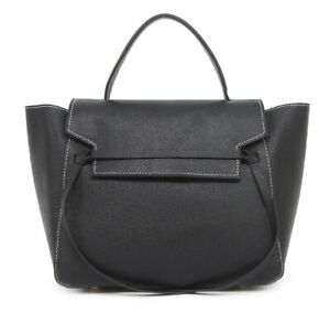 CELEBRITY HOT CHIC STYLE HAMMOCK TOTE SHOULDER CROSS BAG REAL COWHIDE LEATHER