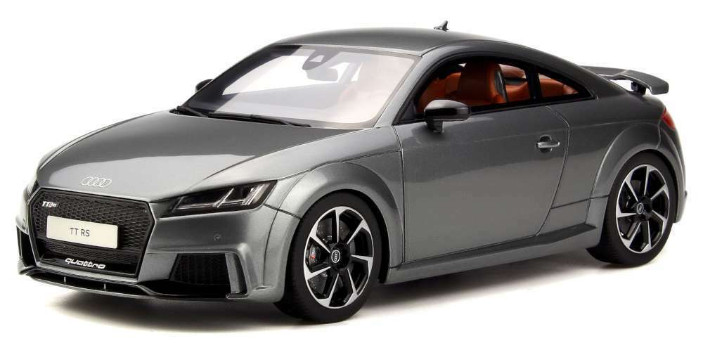 GT SPIRIT 152 AUDI TT RS resin model road car grey 2016 Ltd Edition 1 18th scale