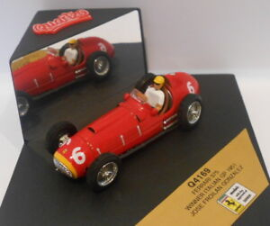 Quartzo-escala-1-43-4169-Ferrari-375-Ganador-GP-1951-italiano-Gonzalez