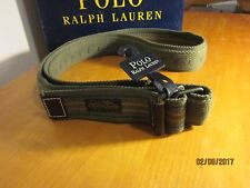 $75 NEW  Ralph Lauren MEN  BELT   XL    MILITARY STYLE