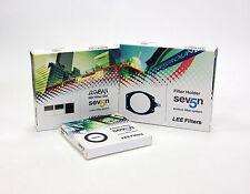Lee Filters Seven5 Holder+Lee Urban Filter Set+Lee 52mm Adapter Ring.Brand New