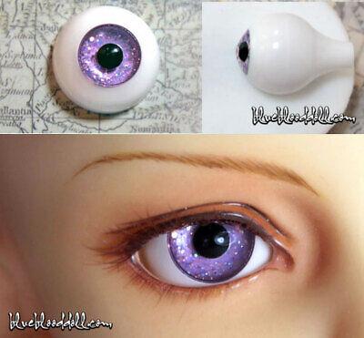 1//3 1//4 1//6 bjd 16mm acrylic doll eyes glitter green tea full eyeball dollfie