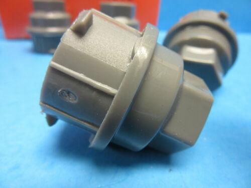 Set of 5 Wheel Lug Nut Cover Replace GM OEM# 9593229 /& 9595118 Grey