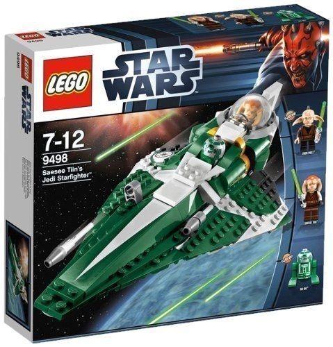 Ref.9498 SAESEE TIIN'S JEDI STARFIGTER - Lego Star Wars