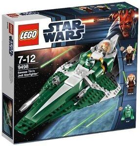 Réf.9498 Jedi Starfigter - Lego Star Wars de Saesee Tiin