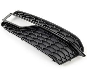 Genuine-Audi-A5-S5-12-16-S-LINE-Delantero-Parachoques-Parrilla-de-luz-de-niebla-izquierda