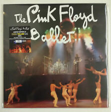 "Pink Floyd ""THE PINK FLOYD BALLET"" LP Merseilles 1972 blue/yellow vinyl + book"