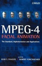 MPEG-4 Facial Animation: The Standard, Implementation and Applications-ExLibrary